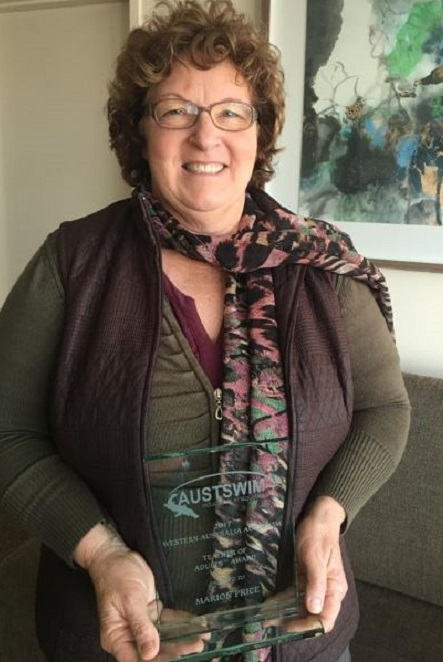 YMCA Narrogin swim instructor wins Austswim Teacher of Adults award