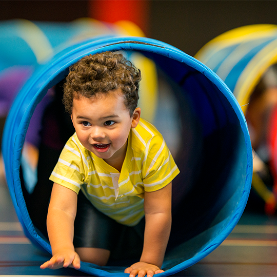 What benefits can YMCA Gymnastics bring to your toddler?