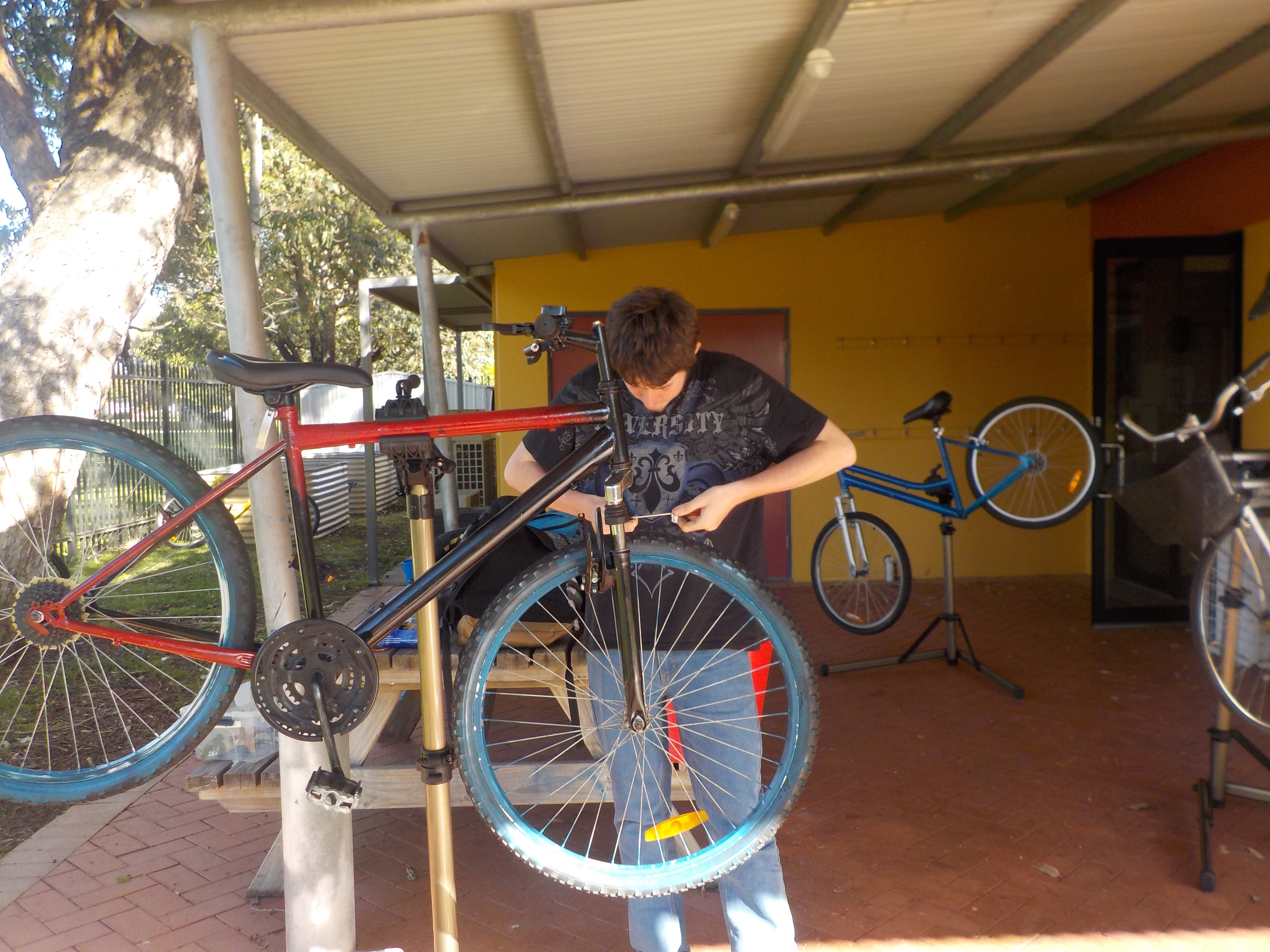 The Base @ Belmont becomes first provider of Bike Restoration program in South East corridor