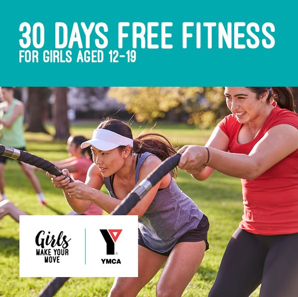 YMCA WAs take part in Federal Government initiative: Girls Make Your Move
