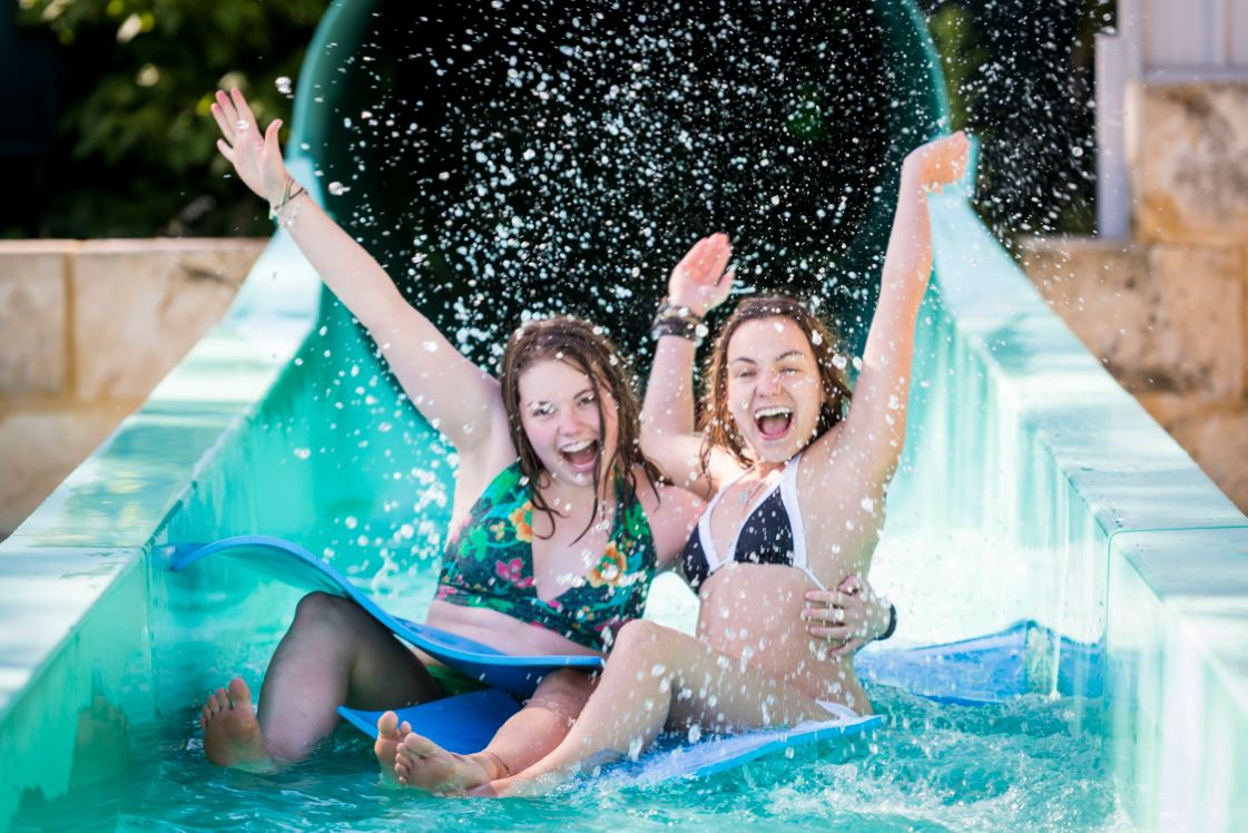 Win one of five family season passes to Kalamunda Water Park through our Vac Care program!