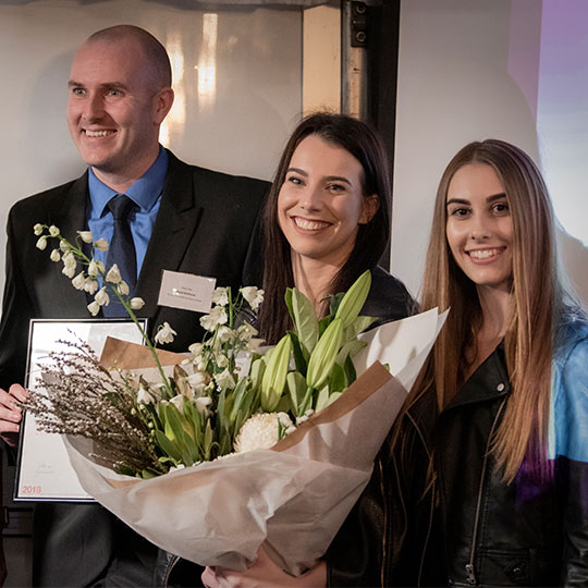 Twice the Impact - Services Celebrate Joint Win at YMCA WA Staff Awards 2018