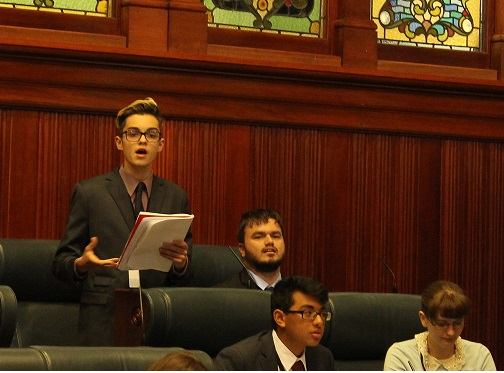 Unprecedented Youth Parliament opportunity open for young people in WA